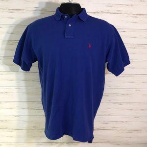 Polo Ralph Lauren Blue Shirt Size Large